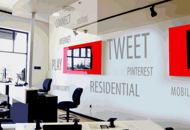 Vinyl Wall Graphics, Wall Murals and Wall Art for Your Cleveland ...